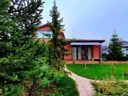 Продам уютный дом в тихом месте, возле реки Орель, с. Партизанское!