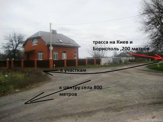 Продам в селе Горобиевка, участок 10 соток.