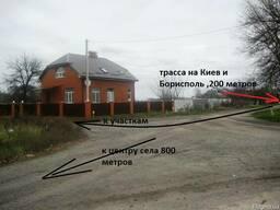 Продам в селе Горобиевка,участок 10 соток.