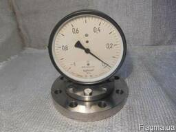 Продам вакуумметр ВМП-160-Кс