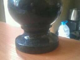 Продам вазы, шары, балясины, столы, фонтаны, лампадки из гранита - фото 3