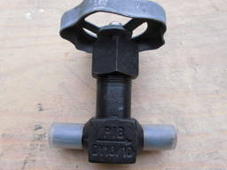 Продам вентиль клапан игольчатый Ду10/10 , Ду12/10 Рр160