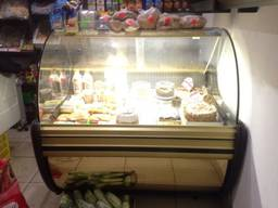 Витрина холодильная бу 1.2м 1.5 1.8м до 2м гастрономическая