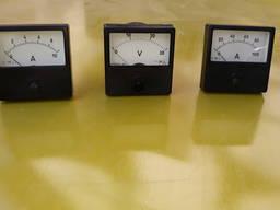 Продам Вольтметры Амперметры м42301