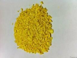 Продам вторичный полистирол Упм желтый