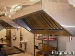 Продам вытяжку (вытяжной зонт) кухонную из нержавеющей стали - фото 3
