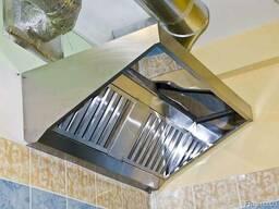 Продам вытяжку (вытяжной зонт) кухонную из нержавеющей стали - фото 8