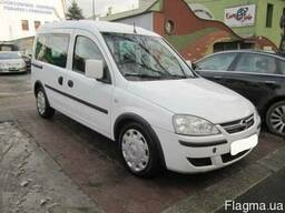 Продам запчасти на Opel Combo