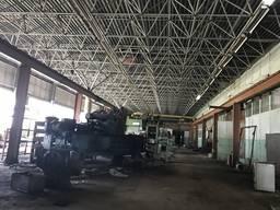 Закупка цехов заводов не действующих