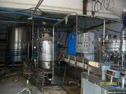 Продам завод питьевой воды и безалкогольных напитков в Крыму