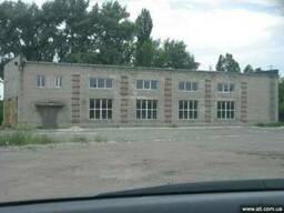 Продам здание фасад