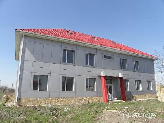Продам здание под гостиницу на на берегу моря, Новобугово.