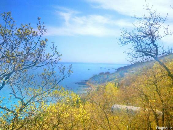 Продам земельный участок 12 сот Малый Маяк Алушта АР Крым