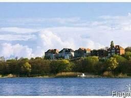 Продам земельный участок 23 сотки в Ямбурге рядом с берегом