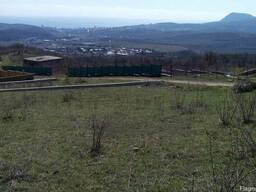 Продам земельный участок 7 сот В.Кутузовка Алушта Крым