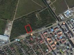 Продам земельный участок в Святопетровском под коммерческое использование