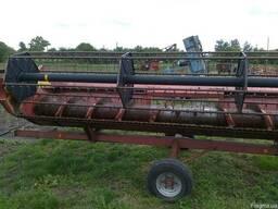 Продам зернову жатку 6 метрів ширина захвату Case 1030