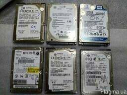 Продам жесткий диск HDD 2.5 дюймов разные для ноутбука - фото 2