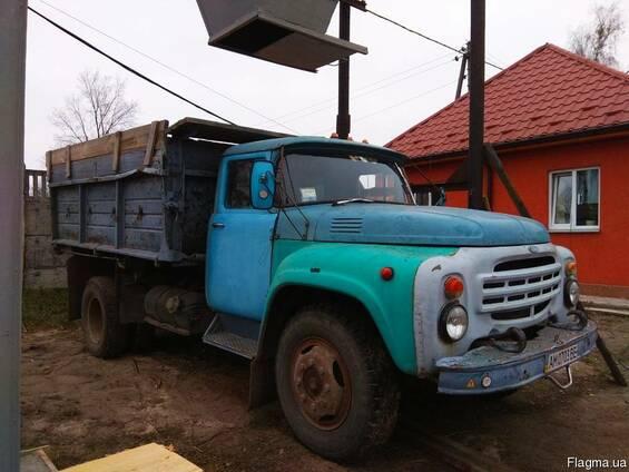 Зил-130 дизель самоскид
