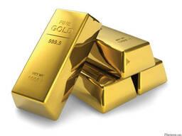 Продам золото 99, 9%