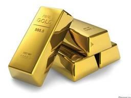 Продам золото для аффинажа