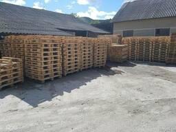Продаю дерев'яні ящики на дрова (піддони)