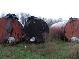 Продаю емкости для хранения мазута 75 м3. Под Киевом