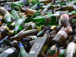 Продаю стеклобой от бутылки, несортированный (микс) 100 тонн