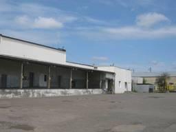 Продаются склады 7 км