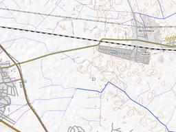 Продаются земельные участки 5 км от Борисполя 8 га, торг.