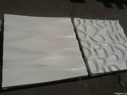 Продажа 3Д панелей, 3Д панели не дорого, изготовление 3Д панел