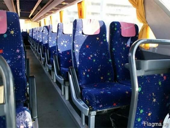 Продажа автобусных сидений