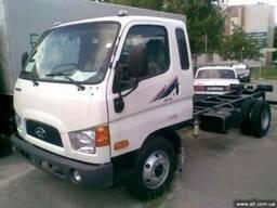 Продажа автобусов и автомобилей Hyundai НD-78