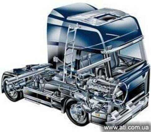 Продажа автозапчастей для грузовых авто и прицепов