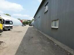 Продажа базы под склад, производство, АТП 5500 м2.
