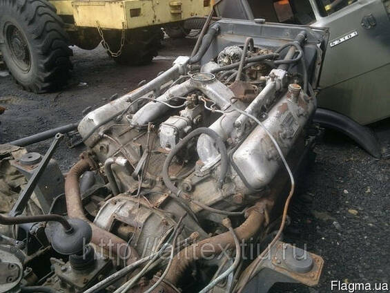 Продажа двигателей ЯМЗ, КПП ЯМЗ - 236