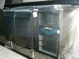Продажа двухдверного холодильного стола б/у для общепита