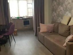 Продажа двухкомнатной квартиры-студии в новом доме