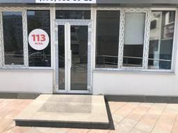 Продажа фасадного помещ. под коммерцию район Мытница 113 м2