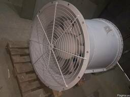 Продажа и изготовление осевых вентиляторов ОС, ОСО