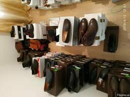 Продажа кожаной обуви