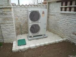 Продажа монтаж систем кондиционирования и вентиляции