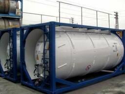 Продажа новых и подержанных морских спец танк рефконтейнеров