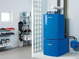Продажа оборудования для систем отопления, проектирование и