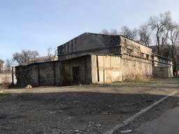 Продажа отдельно стоящего здания на ул. Соборности (бывшая котельная) г. Кривой Рог