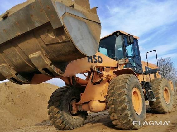 Продажа песка / щебня с доставкой