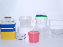 Пластиковая тара 3 л (низкое)