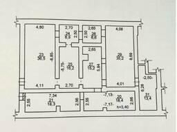 Продажа помещения полностью сданное в долгосрочную аренду код №2466722