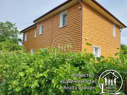 Продажа просторного 2х этажного дома со всеми удобствами в Марьяновке