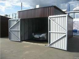 Продажа ремонт покраска изготовление сборка гаражей в коротк